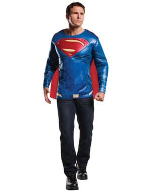メンズデラックススーパーマン/バットマンvスーパーマンコスチュームキット