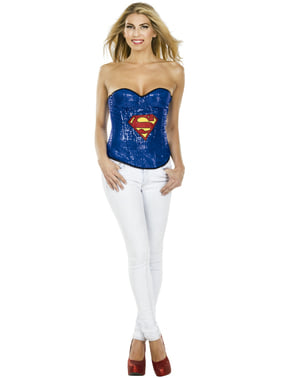 Corset Supergirl pentru femeie
