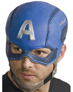 Men's Captain America Civil War Full Mask