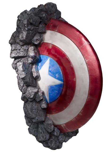 Décoration murale bouclier Captain America