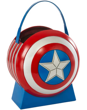 Bucket Captain America Anak