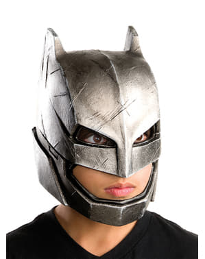 Casque armure Batman Batman v Superman enfant