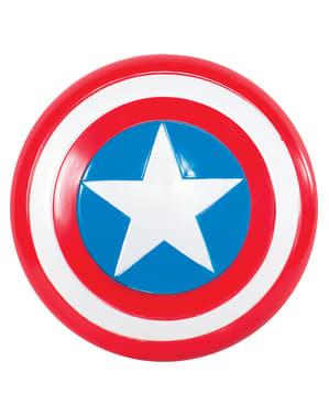 Dětský štít Kapitán Amerika retro