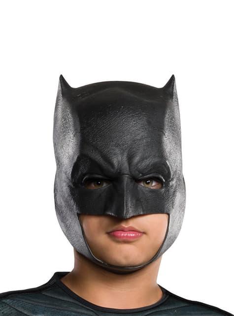 Máscara de Batman Batman vs Superman para niño