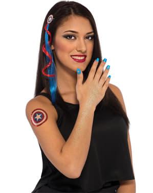 Captain America Accessoire Kit