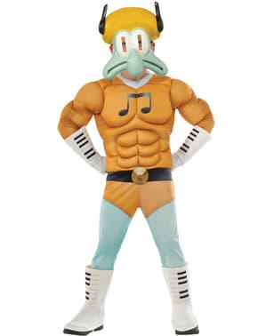 Kostium Skalmar Obłynos Sponge Bob film umięśniony męski