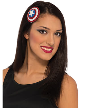 Captain America Hair Elastic