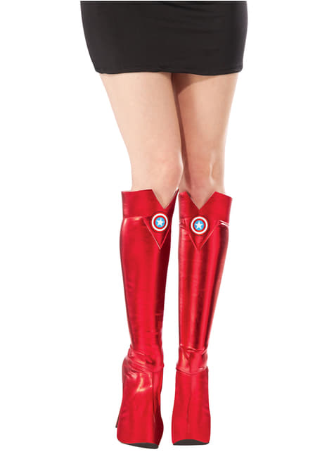Women's Captain America Boots