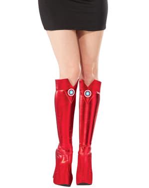 Laarzen Captain America voor vrouw