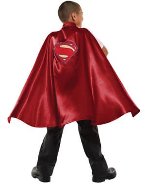 Çocuğun Deluxe Süpermeni: Batman - Süpermen Pelerini