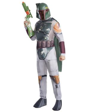 Maskeraddräkt Boba Fett Star Wars vuxen