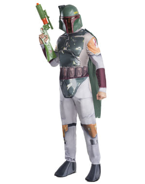 Men's Boba Fett Star Wars costume