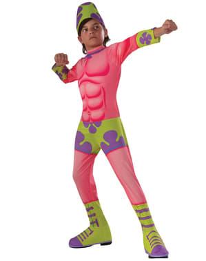 Costume da Patrick SpongeBob Movie per bambino