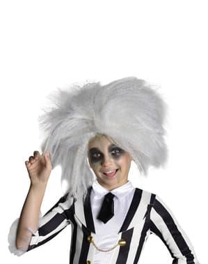 Girl's Beetlejuice Wig