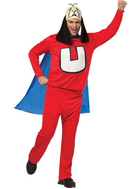 Men's Deluxe Underdog Costume
