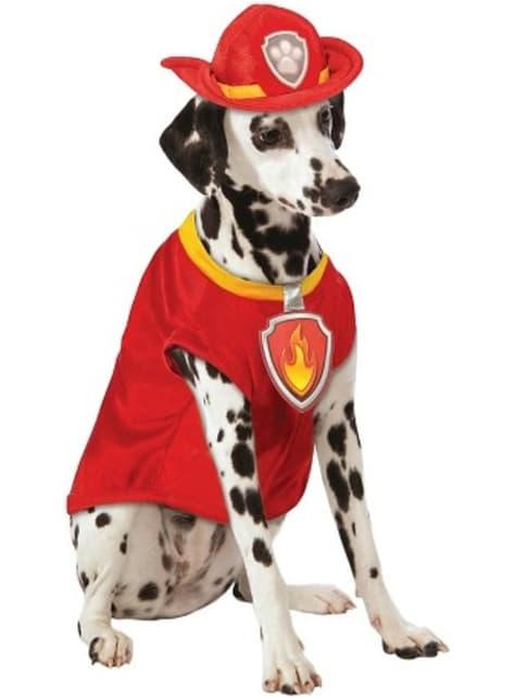 Dog's Marshall Paw Patrol Costume