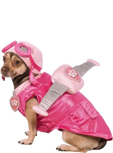 Dog's Skye Paw Patrol Costume