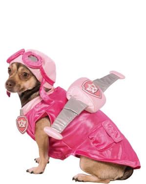 犬のスカイ足パトロール衣装