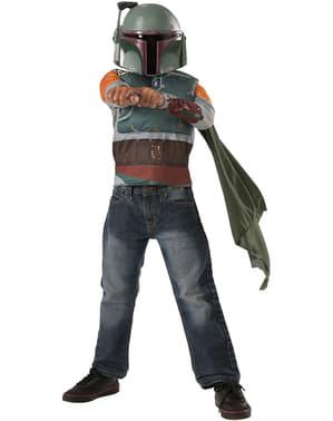 Kit costum Boba Fett pentru băiat