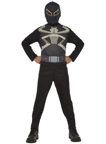Boyu0027s Agent Venom Ultimate Spiderman Costume  sc 1 st  Funidelia & Boyu0027s Agent Venom Ultimate Spiderman Costume. The coolest   Funidelia