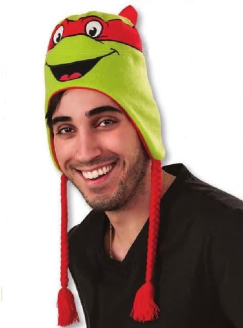 Bonnet Raphael Les Tortues Ninja
