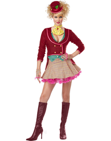 Costume Chapelier fou femme