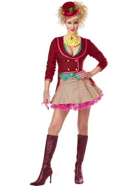 Mad Hatter Costume for Women