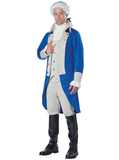 Men's George Washington Costume