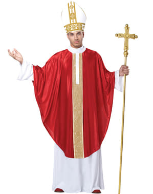 Мъжки костюм за Неговата святост