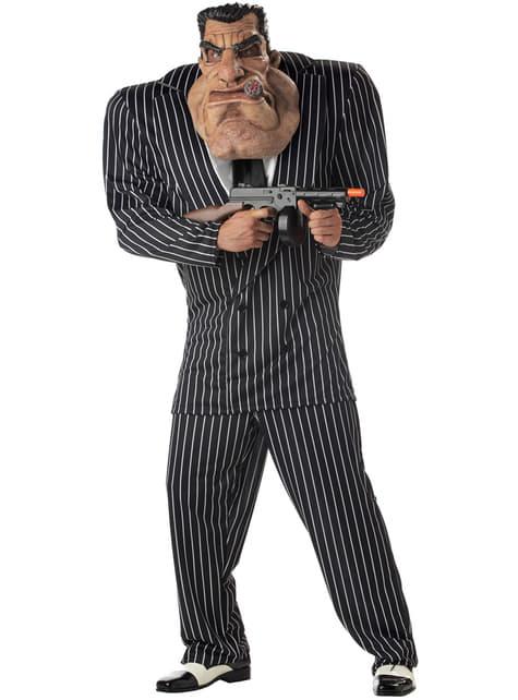 Riesiger Rowdy Kostüm für Herren