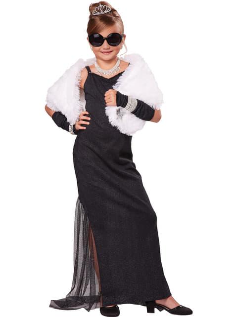 Girl's Diamond Diva Costume