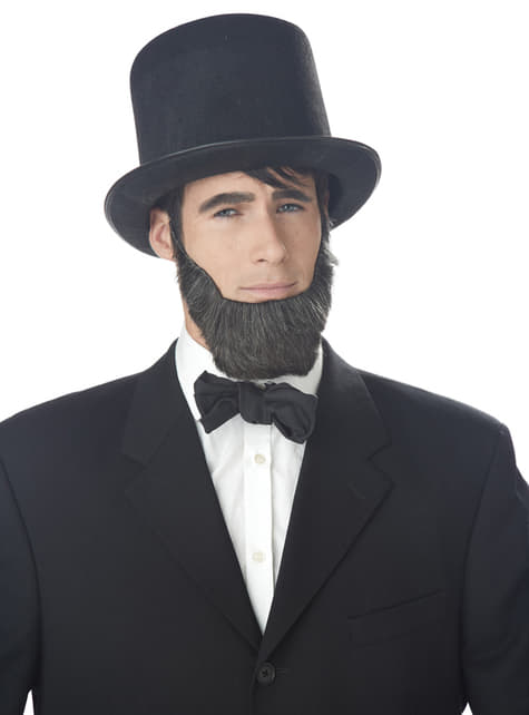 Men's Abraham Lincoln Beard