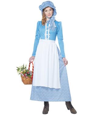 Amish kostuum voor vrouwen