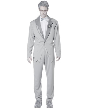 Corpse Groom Costume for Men