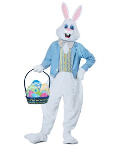 Disfraz de conejo de Pascua para adulto
