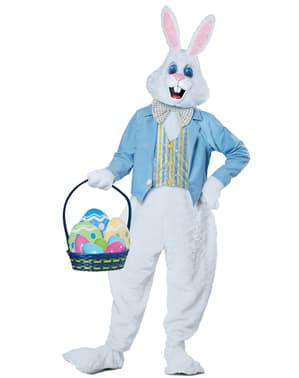 Fato de coelho de Páscoa para adulto