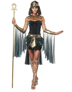 Egyptisk prinsessekostume til kvinder