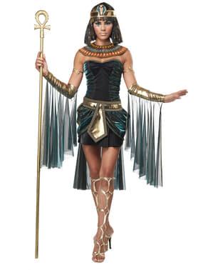レディースエジプト王女のコスチューム