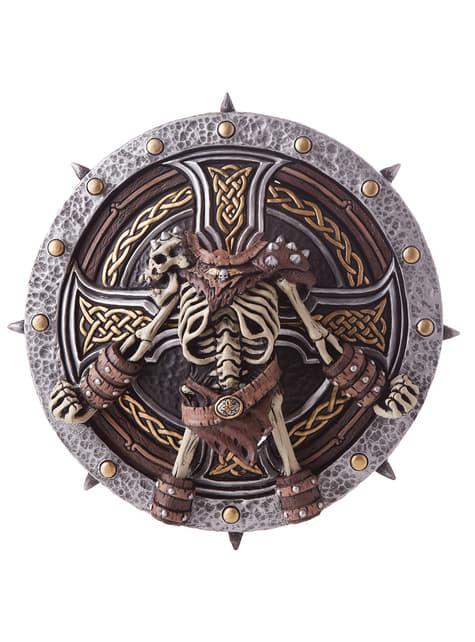 Kit de espada e escudo vikings