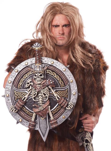 Kit de espada y escudo vikingos - Halloween