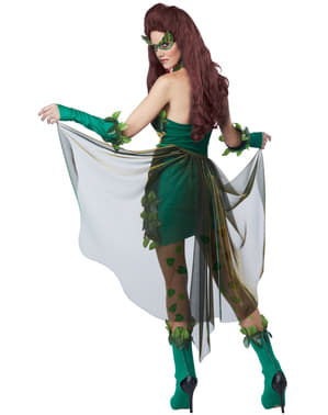 Disfraz de villana venenosa para mujer