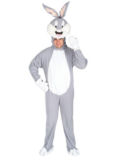Fato de Bugs Bunny