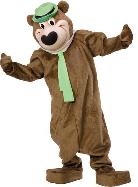Yogi Bear kostyme til mann