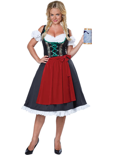 German Womens Costume