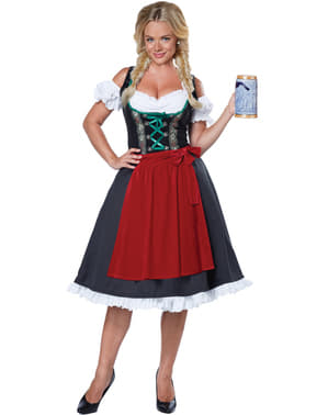 German Womens Costume