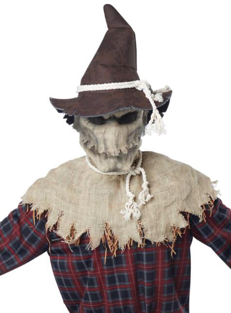 Disfraz de espantapájaros sádico - Halloween