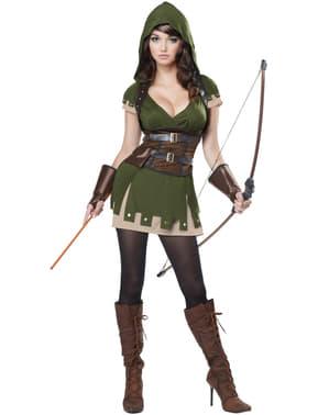 Costume da arciere per bambina