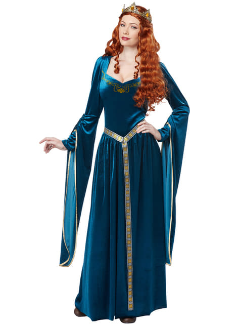 Disfraz de Lady Ginebra para mujer