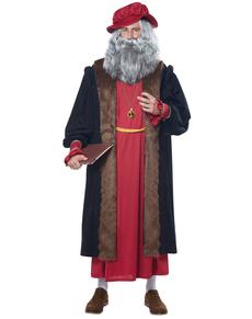 Disfraz de Leonardo Da Vinci para hombre