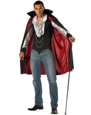 Disfraz de vampiro sediento de sangre para hombre
